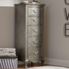 Alexandria 5 Drawer Tall Chest