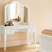 Walnut Street Writing Desk and Vanity