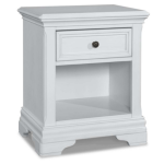 Athena Nightstand in Belgium Cream