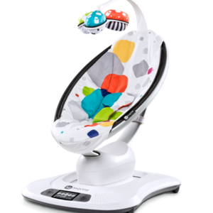 mamaRoo in Multi Plush