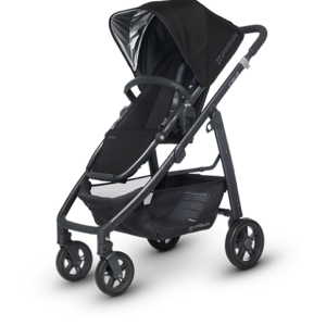 Cruz in Jake (Black and Carbon) stroller