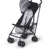 G-Lite Jake (Black and Carbon) stroller