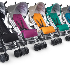 G-Luxe travel stroller