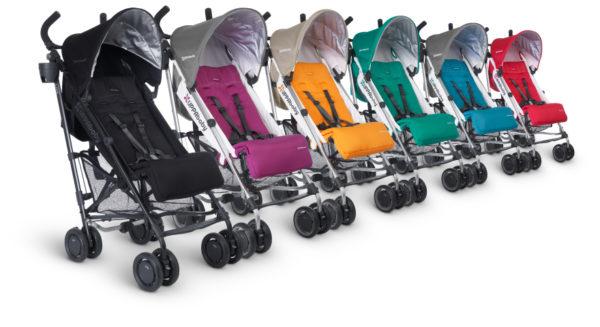 G-Luxe travel stroller