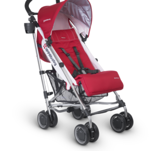 G-Luxe Denny (Red) travel stroller