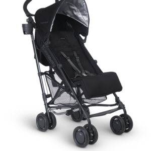 G-Luxe Jake (Black and Carbon) travel stroller
