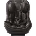 Maxi Cosi Pria 70 Leather Edition in Black Leather