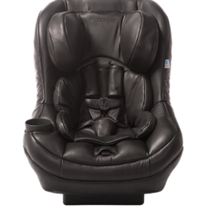Maxi Cosi Pria 70 Leather Edition in Black Leather