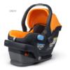 Mesa in Drew (tangerine and carbon) car seat