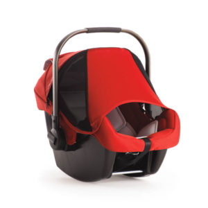 Nuna® PIPA™ Infant Car Seat with Base in Scarlett