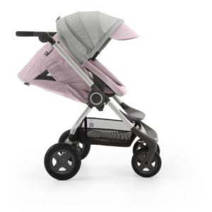 Scoot in Soft Pink stroller