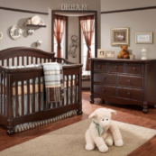 natart juvenile avalon convertible crib