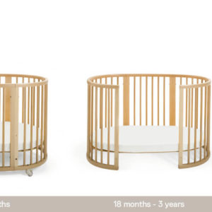 Stokke Sleepi in Natural Conversion