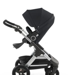 Trailz in Black stroller