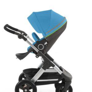 Trailz in Urban Blue stroller