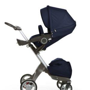 Xplory in Deep Blue stroller