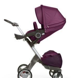 Xplory in Purple stroller
