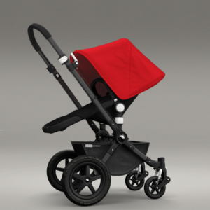Bugaboo Camelon with Red Canopy