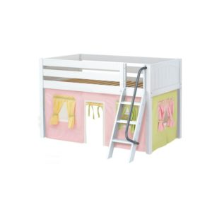 Easy Rider25 Panel Low Loft Bed