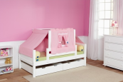 twin bed by maxtrix kids