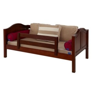 YEAH Curve Daybed in Chestnut 1