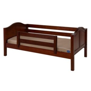 YEAH Curve Daybed in Chestnut