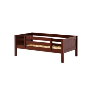 YEAH Panel Daybed in Chestnut