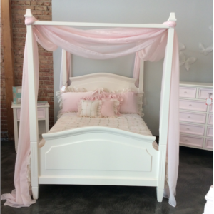 Gabby Canopy Bed