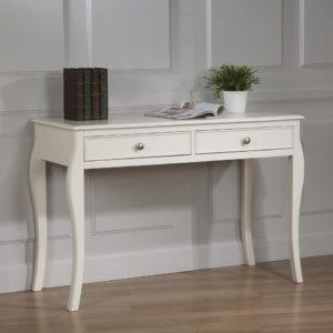 400567 desk in white