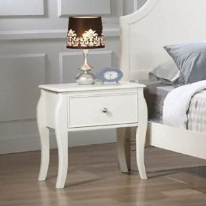 400562 nightstand in white