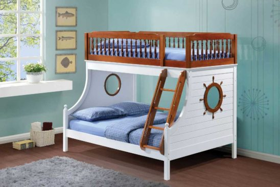 Farrah Twin over Full Bunk Bed