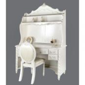 CM7226DK student desk in pearl white