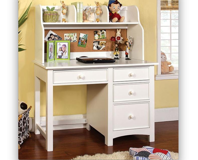 Cm7905dk Student Desk In White