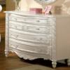 CM7226D dresser in pearl white