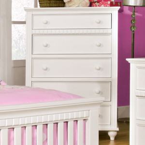 CM7920C chest of drawers in white