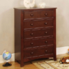 CM7905C chest of drawers in cherry