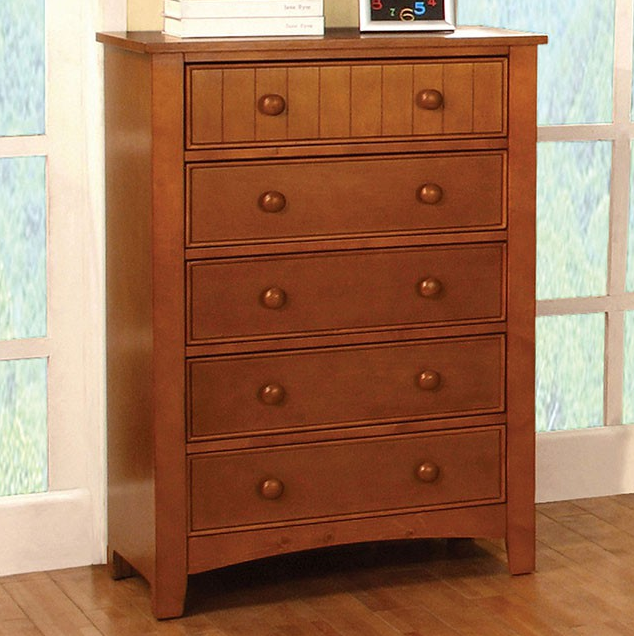 CM7905C chest of drawers in oak