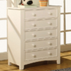 CM7905C chest of drawers in white