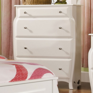 CM7940C chest of drawers in white