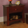 CM7905N nightstand in cherry