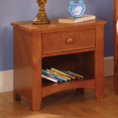 CM7905N nightstand in oak