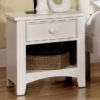 CM7905N nightstand in white