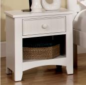 CM7905N nightstand in white
