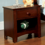 CM7908N nightstand in cherry
