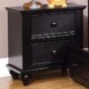 CM7920N nightstand in black
