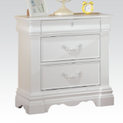 30243 nightstand in white
