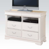 30133 TV Chest in White