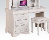 30135 student desk in white