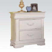 30129 nightstand in white