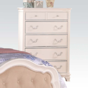 30151 chest of drawers in white